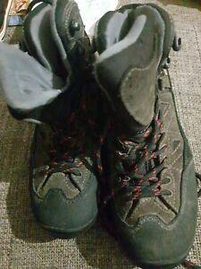 Anatom  brown ladies  walking boots vibram tri aria size UK 5 RRP100 used