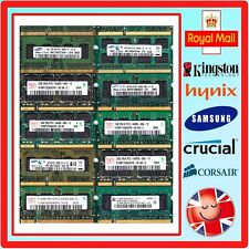 Laptop Non-ECC DDR2 Unbuffered Memory Modules Various Brands/Speeds/Capacities.