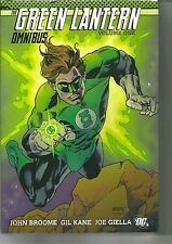 DC COMICS GREEN LANTERN OMNIBUS HARD COVER VOLUME 1! NM! SEALED FIRST EDITION!