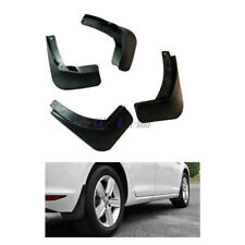 4Pcs Splash Guard Mud Flap Flag Kit Left Right For VW Volkswagen Golf MK7 7 2014