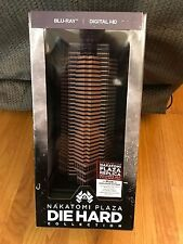 Nakatomi Plaza: Die Hard Collection (Blu-ray Disc, 2015, 6-Disc Set, brand new