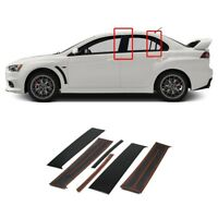 REXPEED AC Panel Carbon Cover for MITSUBISHI EVO X