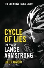 Cycle of Lies: The Fall of Lance Armstrong by Juliet Macur (Paperback, 2014)