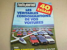 L AUTO JOURNAL - N° 8  - ANNEE  1983  *