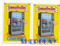 2X- 2012 Topps Garbage Pail Kids Brand New Series 1 #35b Vending Vinnie Card 2f4