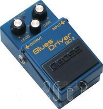 Boss BD-2 Blues Driver : Guitar Pedal : NEW : [DETROIT MODULAR]