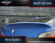 BMW M5 E60 Boot Spoiler