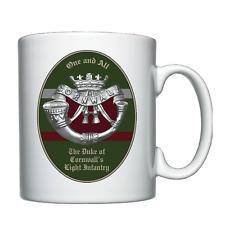Duke of Cornwall's Light Infantry -  Personalised Mug