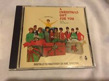 Christmas Gift For You From Phil Spector CD Bob B. Sox /Ronettes/Crystals etc
