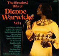 DIONNE WARWICK the greatest hits of volume 3SHM 829 uk hallmark LP PS EX/EX