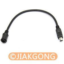 CANON RS-80N3 TC-80N3 jack to NIKON MC-DC2 plug Adapter