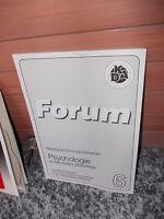 Forum, Band 6: Psychologie im Berufsfeld Altenpflege, von Reinhard Schmitz-Scher