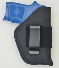 Inside Pants IWB Holster for S&W Bodyguard 380 Pistol with or without Laser