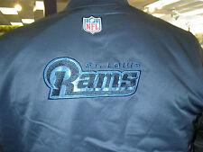 St. Louis Rams Jacket Nike Sideline Padded Reversible Destroyer large L