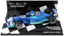 Minichamps Sauber F1 Showcar 2002 - Nick Heidfeld 1/43 Scale