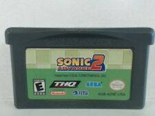 SONIC ADVANCE 2 Gameboy Advanced GBA Good