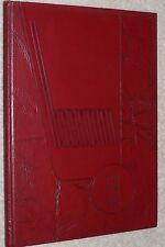1953 Arcadia High School Yearbook Annual Arcadia Ohio OH - Arcadian