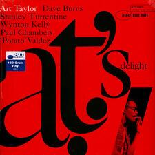 Art Taylor At's Delight 180g 1lp Vinyl 80. Blue Note