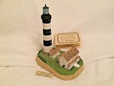 Harbour Lights 159 Bodie Island, Nc Lighthouse, Coa & Box 1996 Numbered Lim. Ed.