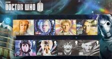 Gb 2013 doctor who presentation pack nº 482 mint stamp set sg 3437-3447 + MS3451
