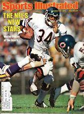 1976 11/22 Sports Illustrated Magazine football Walter Payton, Chicago Bears VG
