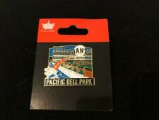 NEW Pacific Bell Park Pin - Home Run Splash - MLB Licensed - Butterfly Clasp