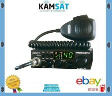 CB MOBILE RADIO AM/FM President HENRY ASC Classic 12V 24V 40Ch Multi Channel