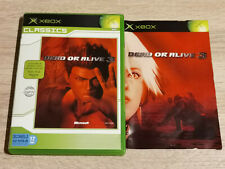 DEAD OR ALIVE 3 XBOX (XBOX 360 ONE S X SERIES X )