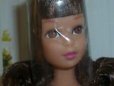 Barbie Vintage Repro Brunette Francie Straight Leg Nude ~Unboxed ~ Free U.S Ship