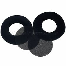 Soft Floss Ear Cushion Pads Replacement Earpad 105mm for AKG K240 K270 K271 K272