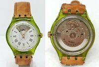 Orologio swatch automatico calibro eta 2840 automatic watch eta clock caliber