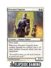 4x Precinct Captain (Return to Ravnica) SP or Better Mtg ~Flipside2~