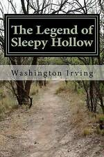 The Legend of Sleepy Hollow by Irving, Washington 9781523691104 -Paperback