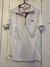 Dunlop Polo Sports Shirt Top Size 14 - Golf / Tennis