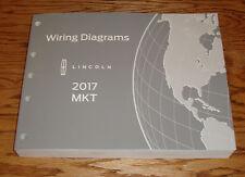 original 2017 lincoln mkt wiring diagrams manual 17 ebay rh ebay co uk