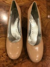 BCBGIrls Sand Color Pumps. Size 10B. New In Box.