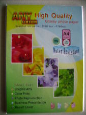 Glossy Photo Paper - A4 - 180gsm - Resolution 2880 dpi to 5760 dpi - 20pk