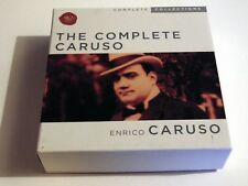 CD ENRICHO CARUSO: THE COMPLETE CARUSO 12 CD Set RCA 2004 Classical Album 247 Tr