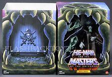 2016 MOTU Evil Seed 2.0 Masters of the Universe Classics Filmation Grayskull