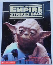 Scholastic Star Wars The Empire Strikes Back Storybook 1997