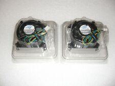 2x Intel Xeon Alu Kühler Sockel 771 Box - 5000er Serie