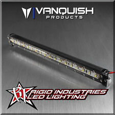 VANQUISH RIGID INDUSTRIES 6IN LED LIGHT BAR BLACK 1/10 SCALE AXIAL HPI VPS06751