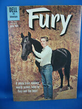 FOUR COLOR 1080 FURY VF NM PHOTO COVER 1960