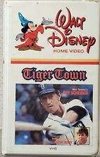 Tiger Town  - vintage white clamshell