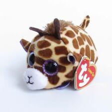 "4"" Beanie Babies TY Teeny Mini Plush Stuffed Toys SJ121 Tys Mabs Giraffe"