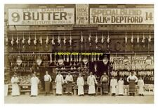 rp8465 - Butchers Shop in Deptford , London - photo 6x4