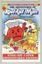 Adventures of Kool- Aid man #4 FN 1987