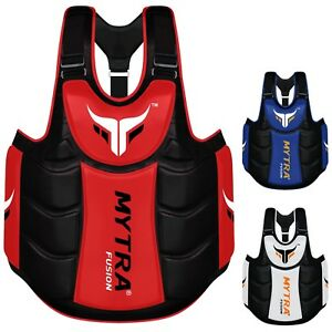 Mytra Fusion Chest & Belly Protector Body Shield Body Armor Body Pad Chest Guard