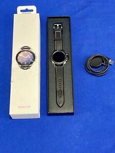 Samsung Galaxy Watch3 LTE 41mm Silver SM-R855U (32393-8)
