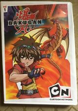 Cartoon Network Bakugan Volume 1 Battle Brawlers